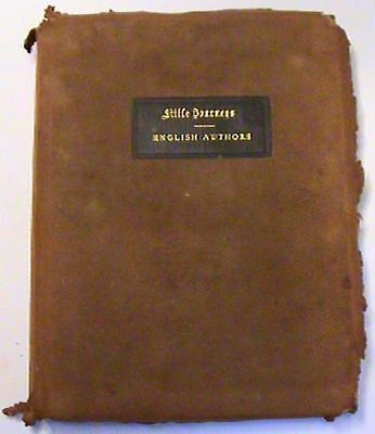 Antique Leather Roycroft Elbert Hubbard Little Journeys