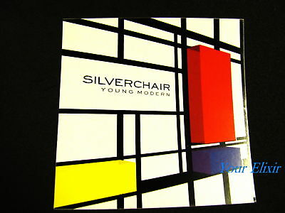 SILVERCHAIR Yound Modern Amp Car Board Case Sticker