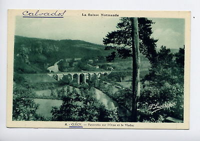 14*CLECY-Panorama sur Viaduc