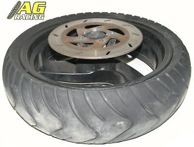 Piaggio NRG 50 MC3 2003 Alloy Front Wheel 13x350 Tyre