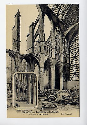 02*SOISSONS-Ruines Cathedrale