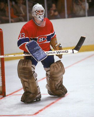 PATRICK ROY Unsigned MONTREAL CANADIENS 8x10 Photo 1986
