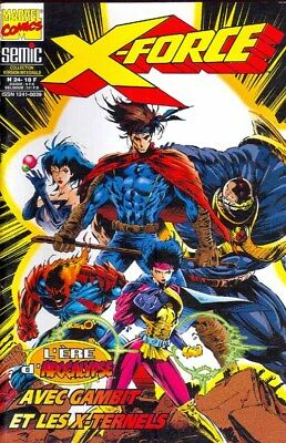 X-FORCE N° 24 comics Semic