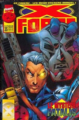 X-FORCE N° 35 comics Semic