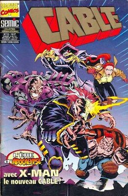 CABLE N° 13 comics Marvel