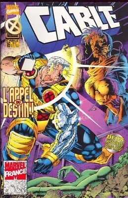 CABLE N° 16 comics Marvel