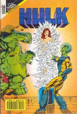 HULK (Version Intégrale) N° 11 comics SEMIC Marvel
