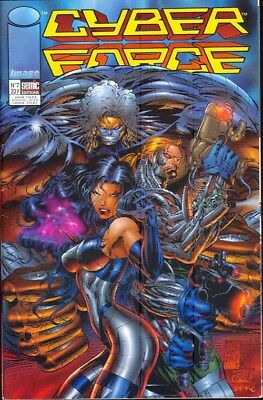 CYBER FORCE N° 7 comics SEMIC