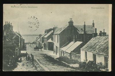 Scotland Kirkcudbrightshire CREETOWN Harbour St PPC