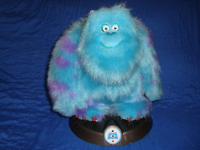 Monsters Inc SULLEY Room Guard moves & talks