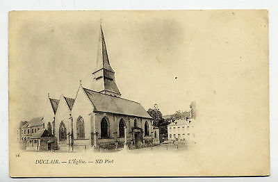 76*DUCLAIR-L'Eglise