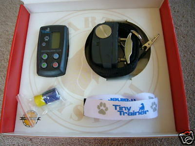 New Electric Remote Digital Dog Training Trainer Collar Static Shock Electronic