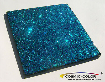 Metal Flakes Glimmer Paradise Blue 80g