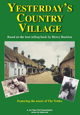 Yesterday's Country Village Region 1 NTSC DVD (USA/Can)