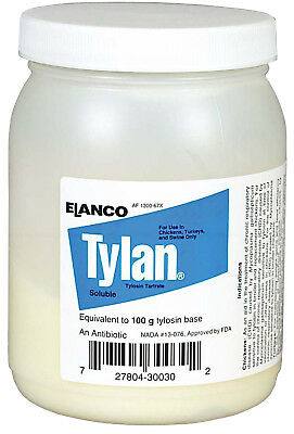 Tylan Soluable Powder 100 gram
