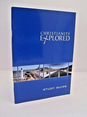 Christianity Explored Study Guide by Rico Tice