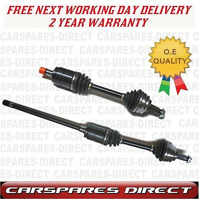 2x BMW X5 (E53) front L+R Complete Driveshaft NEW******