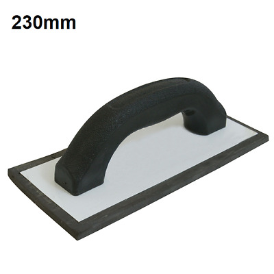 Economy Tile Grout float Squeegee 230 x 100mm Ceramic Wall Floor 868717