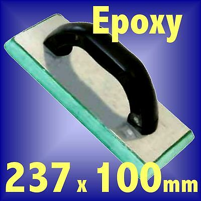 EPOXY GROUT TILING  CLEANING FLOAT trowel tile 237mm