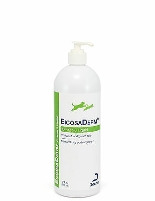EicosaDerm 32oz by Dechra Omega 3  Fatty Acids