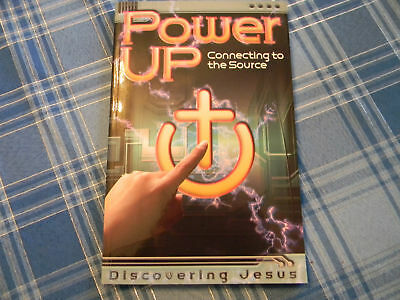 POWER UP CONNECTING TO THE SOURCE DISCOVERING JESUS