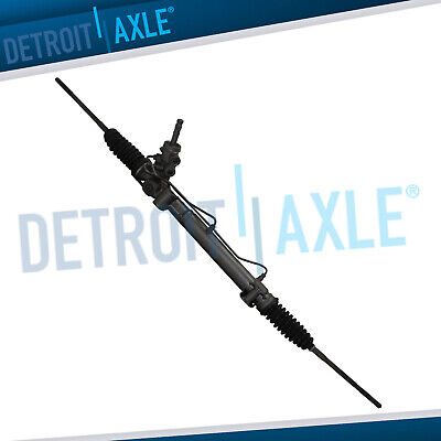 Complete Power Steering Rack and Pinion Assembly for 2004-2008 Chrysler Pacifica