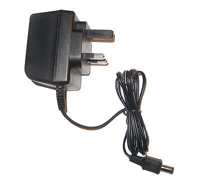 Boss Dr-660 Dr Rhythm Power Supply Replacement Ac Adapter Uk 12V