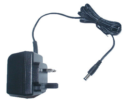Guitar Effects Pedal Power Supply Adapter Uk 9V