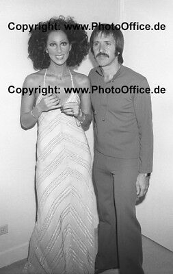 Sony & Cher rare 12 x 18 photo poster, photograph from original negative