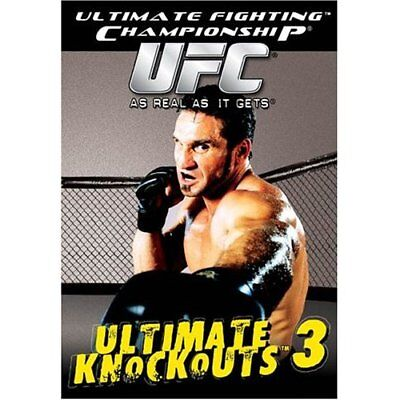 Ufc Ultimate Knockouts Vol 3 Mma Ufc Gsp Iceman Couture
