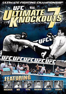 Ufc Ultimate Knockouts Vol 7 Mma Ufc Gsp Iceman Couture