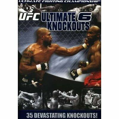 Ufc Ultimate Knockouts Vol 6 Mma Ufc Gsp Iceman Couture