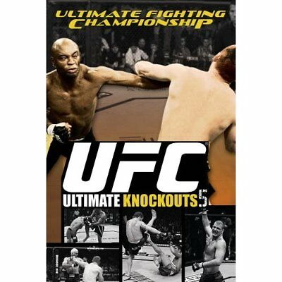 Ufc Ultimate Knockouts Vol 5 Mma Ufc Gsp Iceman Couture