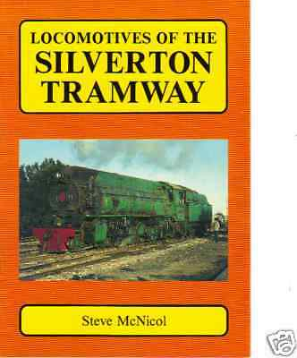 Locomotives Of The Silverton Tramway
