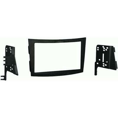 Metra 95-8904B Double DIN Stereo Install Dash Kit for 2010 Subaru Legacy/Outback