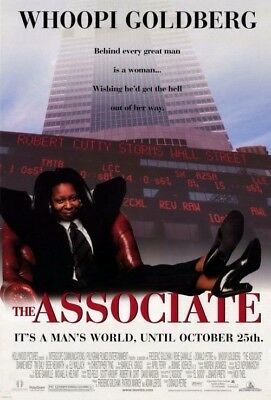THE ASSOCIATE MOVIE POSTER 2 Sided ORIGINAL 27x40