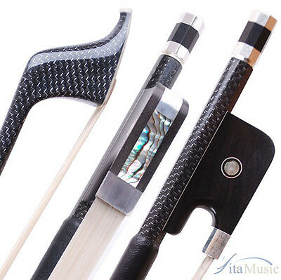 Top Model A Carbon Fiber Double Bass Bow French