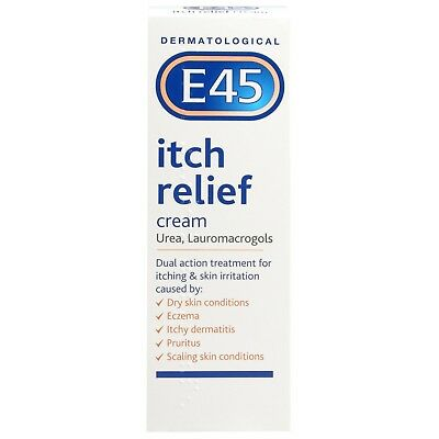 E45 Itch Relief Cream  - 50G *