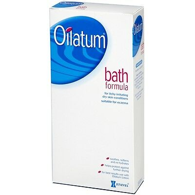 Oilatum Bath Formula 150Ml For Eczema & Dry Skins *