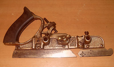 Spare Body For A Stanley No.45 Combination Plane