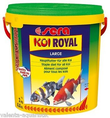 Sera Koi Royal Large 20 l