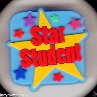"""Star Student"" Headphone Clips/NEW (25)"