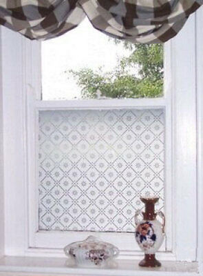 Etched Glass Effect Frost Window Film,Victorian Styles