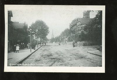 Northants KETTERING Staion Road PPC
