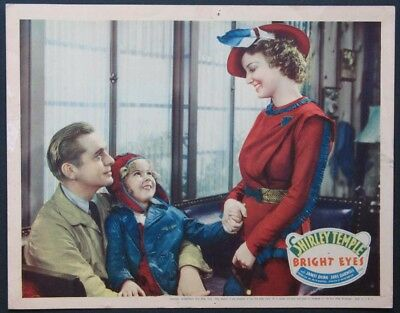 Bright Eyes Shirley Temple 1934 Lc