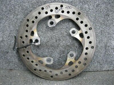 08 Suzuki GSXR GSX-R 750 Rear Brake Rotor Disc 88A