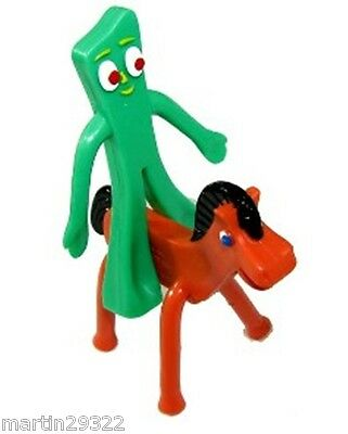 Gumby and Pokey Action Figures