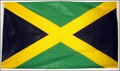 JAMAICA NATIONAL FLAG 5 X 3 Jamaican Montego bay