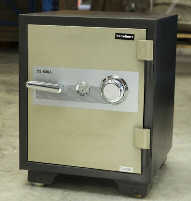 Safe Fireproof Combination Lock w Inner Tray YB530A, Security Sentry Home Office