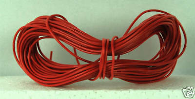 Model Railway Layout Wire 10m Roll 1.4A 1st Class Post Expo A22030 Pink